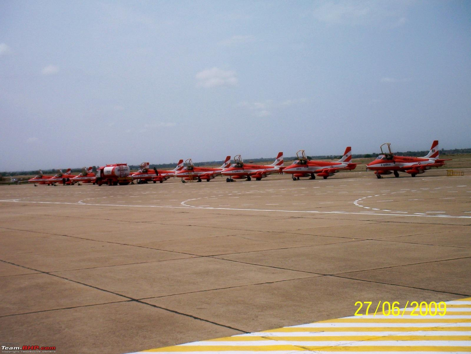 Drive to Dindigul Air Force Academy - Team-BHP