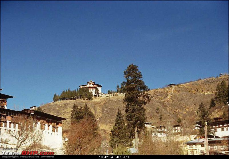 An incredible journey of a lifetime to Bhutan, Kalimpong, Darjeeling and Gangtok!-1-dzong-watch-tower.jpg