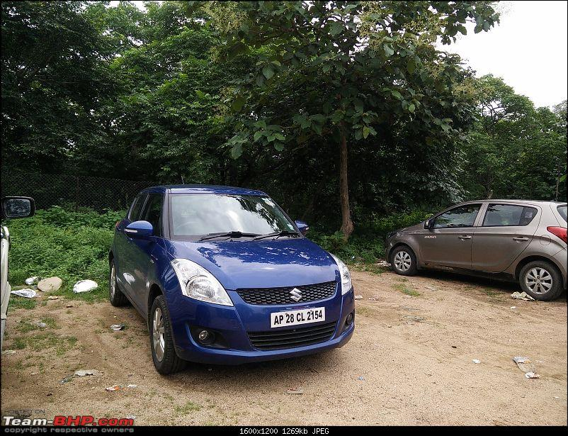 Road-trip to Kuntala Waterfalls, Telangana-15.-parking-lot-kuntala.jpg