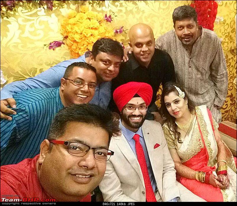 3,000 km drive to attend a BHPian's wedding!-selfie_with_navtej.jpg