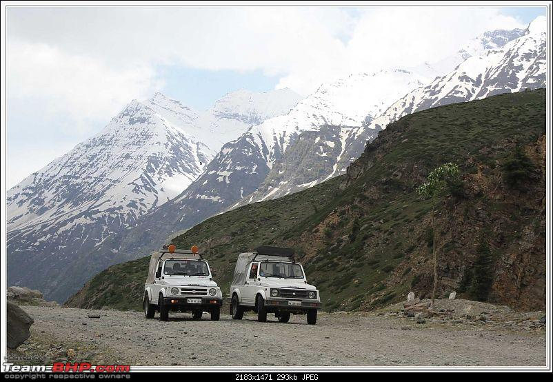 Bangalore to Leh in two Gypsy's- covered 8000 KM in 18 days-t42.jpg