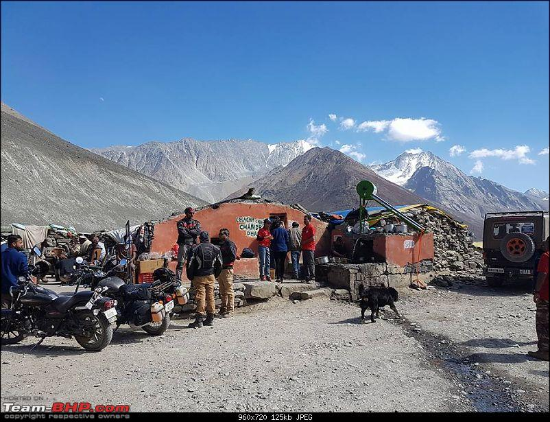 An odyssey into the skies! Mahindra Adventure's Himalayan-Spiti expedition-lunch1.jpg