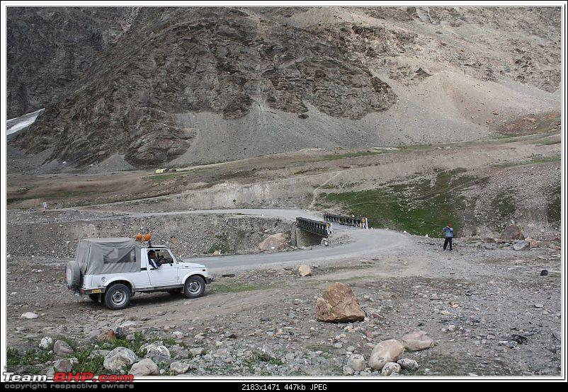 Bangalore to Leh in two Gypsy's- covered 8000 KM in 18 days-t82.jpg