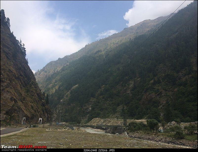 And the Mountains echoed: A 50-hour drive from Delhi to Gangotri & back-flatlands.jpg