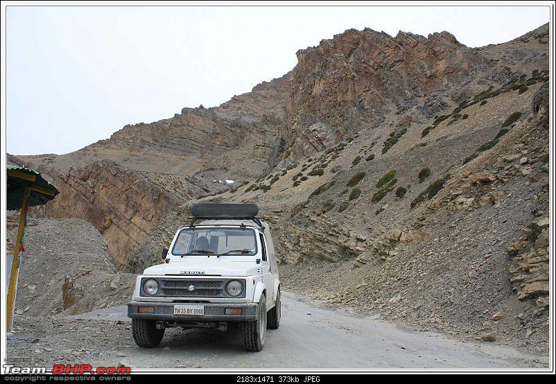 Bangalore to Leh in two Gypsy's- covered 8000 KM in 18 days-t18.jpg