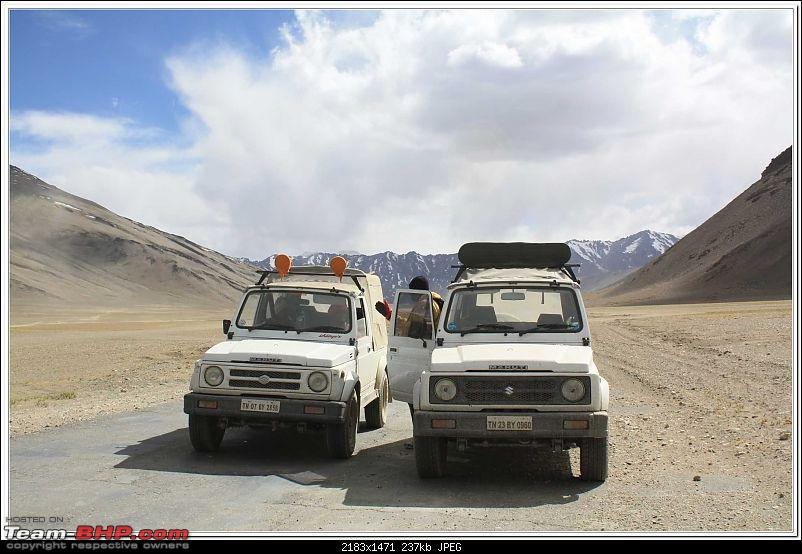 Bangalore to Leh in two Gypsy's- covered 8000 KM in 18 days-t51.jpg