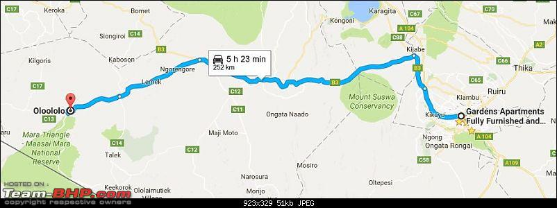 Road-tripping through the African Savanna : Maasai Mara & Zanzibar diaries-road-masai-mara.jpg