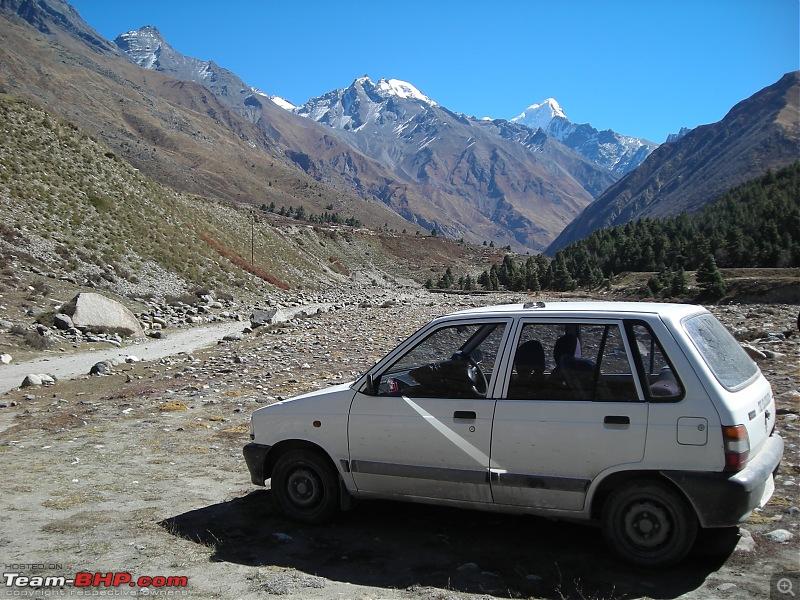 Unforgettable Himachal: Chandigarh - Rampur - Sarahan - Chitkul - Kalpa - Nako in a Maruti 800-dscn2884.jpg
