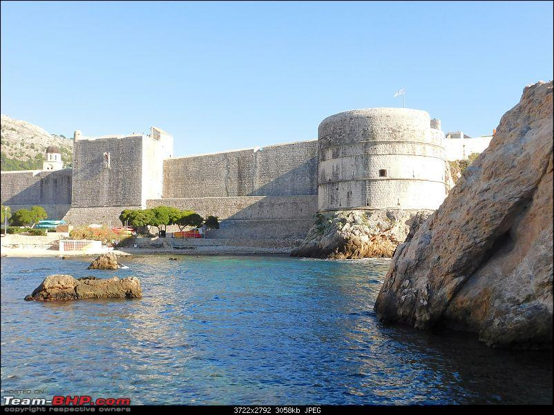 Road-trip down the Dalmatian Coast, Croatia – Zadar, Dubrovnik & Plitvice Lakes-5.bokar-tower.jpg