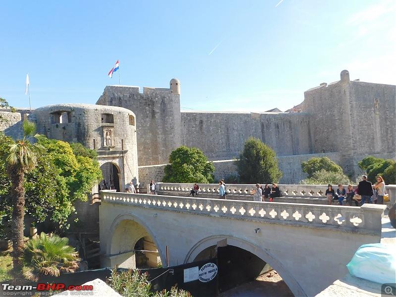 Road-trip down the Dalmatian Coast, Croatia – Zadar, Dubrovnik & Plitvice Lakes-3.pile-gate-entrance-city-walls.jpg
