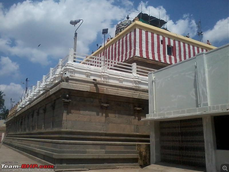 12,500 km drive circumambulating India : A road-trip in my WagonR-swamimalai-murugan-templearupadaiveedu.jpg