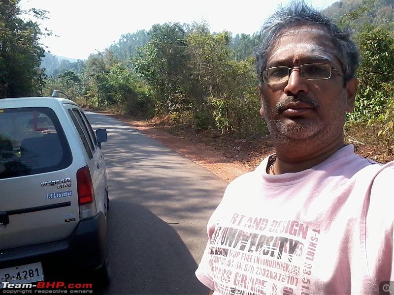 12,500 km drive circumambulating India : A road-trip in my WagonR-20140311-10.09.33.jpg