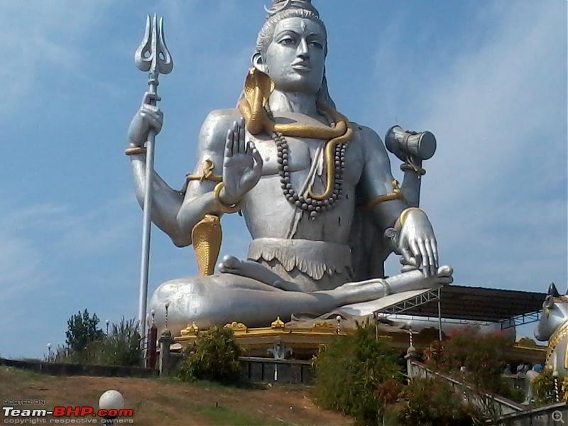 12,500 km drive circumambulating India : A road-trip in my WagonR-20140312-10.31.03.jpg