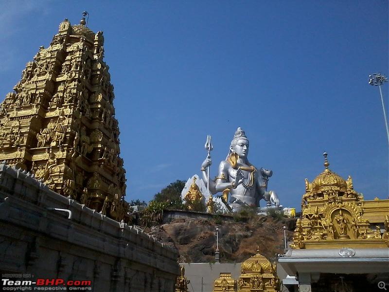 12,500 km drive circumambulating India : A road-trip in my WagonR-20140312-09.52.38.jpg