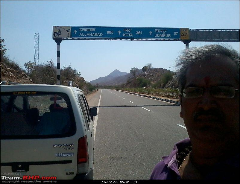 12,500 km drive circumambulating India : A road-trip in my WagonR-20140316-14.19.49.jpg