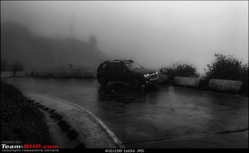 Hyderabad - Sikkim in a Duster AWD!-fog-duster-.jpg