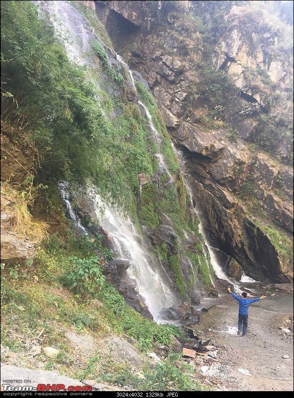 Offroad Trip to Manang (Nepal) in a Ford Endeavour - The journey of a lifetime-2ndwaterfall.jpg