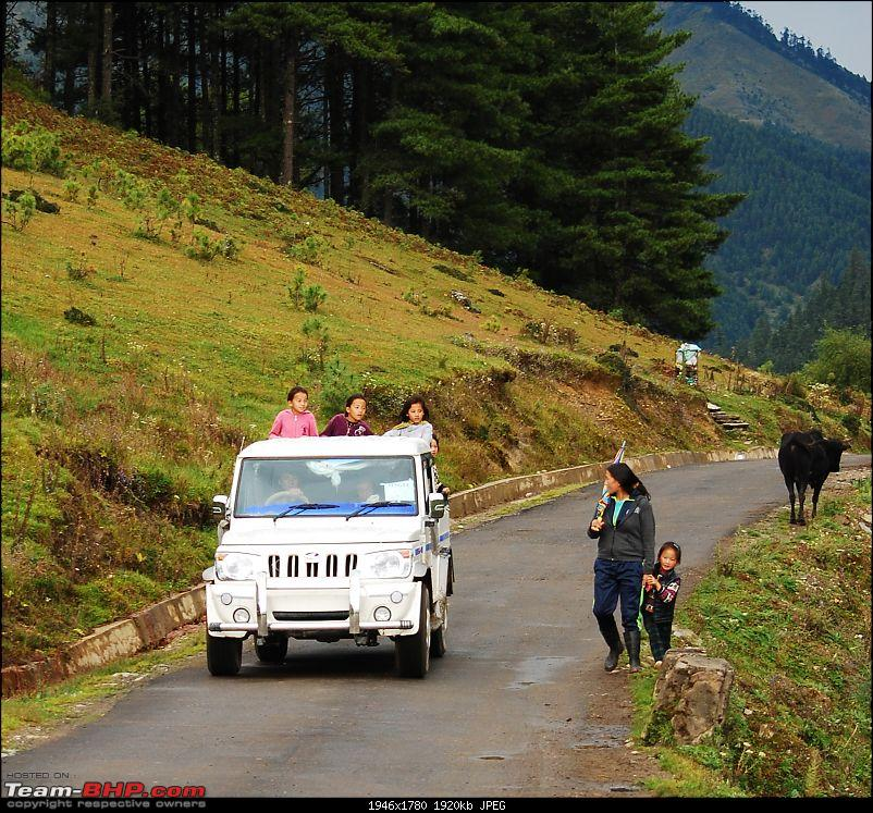 Throwback to a bygone era - Bhutan in a Bolero 4x4-dsc_7308.jpg