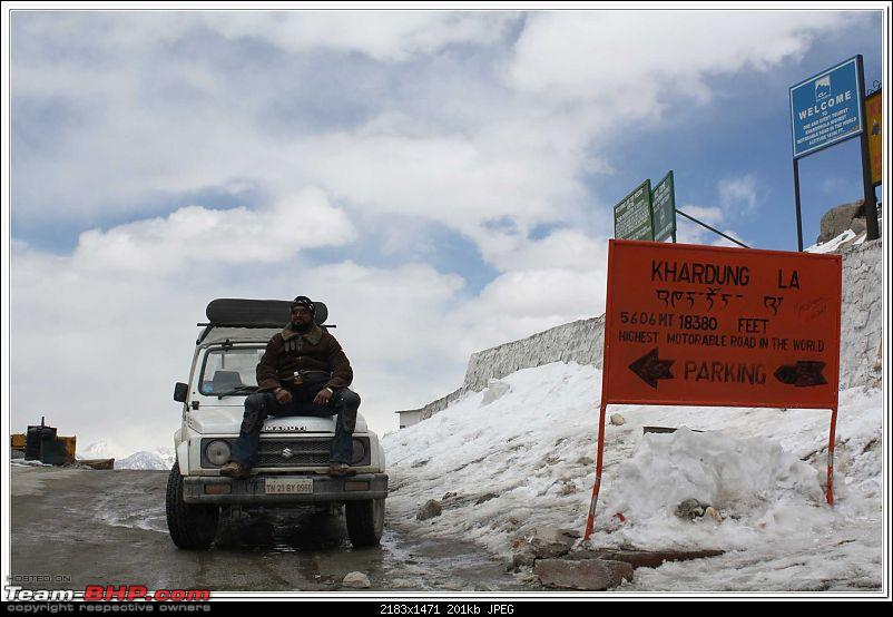 Bangalore to Leh in two Gypsy's- covered 8000 KM in 18 days-t30.jpg