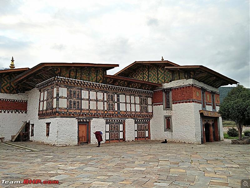 Throwback to a bygone era - Bhutan in a Bolero 4x4-img_20161005_172532.jpg