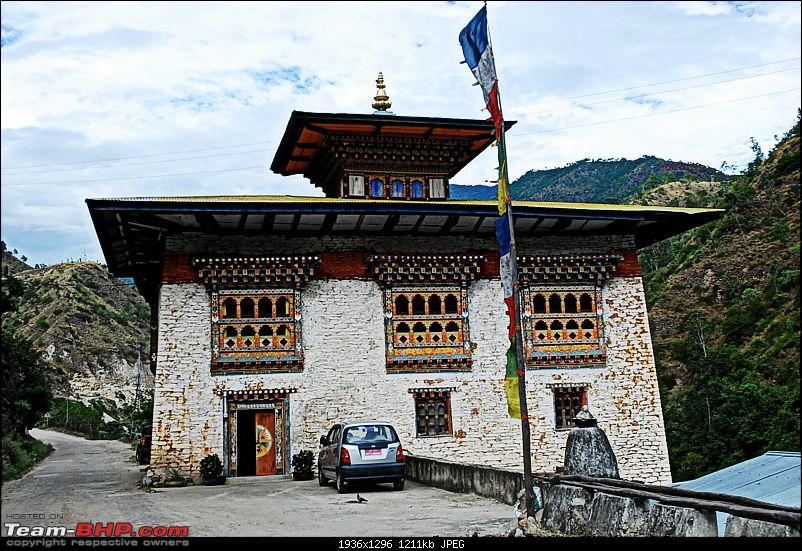 Throwback to a bygone era - Bhutan in a Bolero 4x4-dsc_9414.jpg