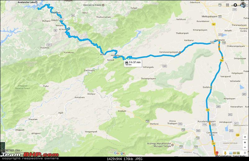 Coonoor tea, Avalanche lunch & Kotagiri snacks : Ride to Ooty-avalanch.jpg
