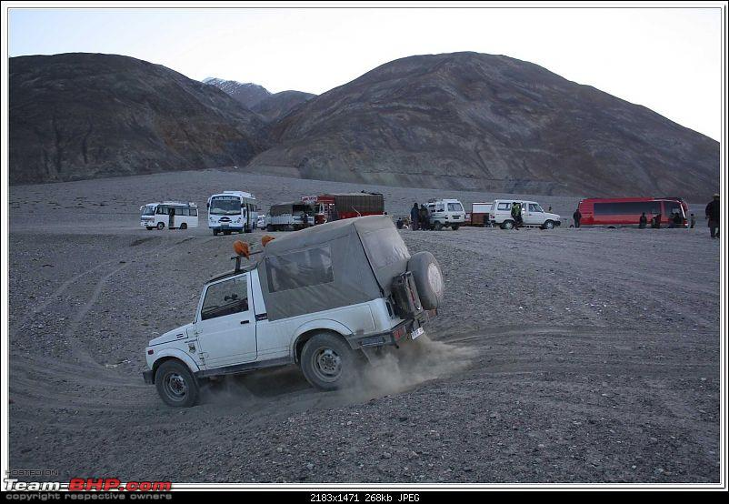 Bangalore to Leh in two Gypsy's- covered 8000 KM in 18 days-t58.jpg