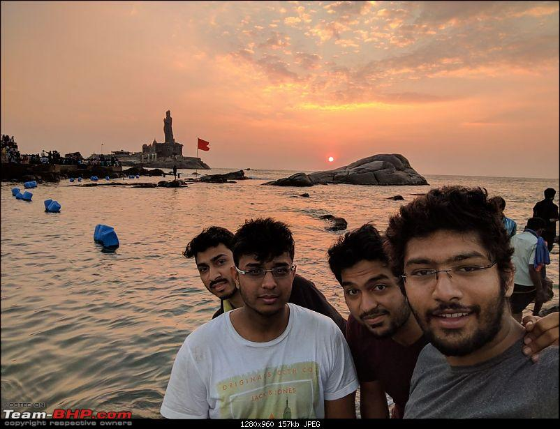 2200 km ride on 4 Honda CBR250Rs - Ooty, Munnar, Kanyakumari & more-sunrise-kk-4-us.jpg