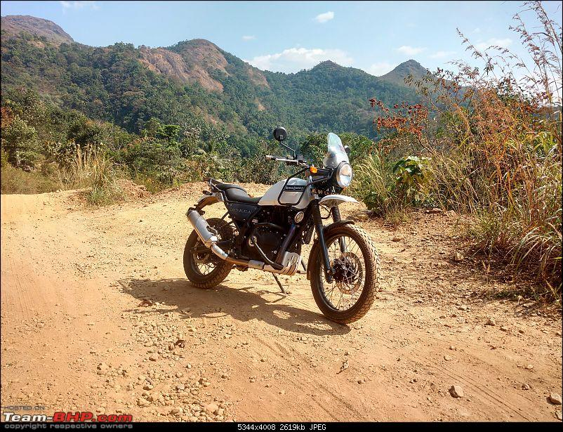 Rented an RE Himalayan from Caferides; rode to Ilaveezha Poonchira-mud-trail2.jpg