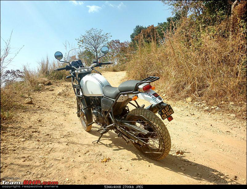 Rented an RE Himalayan from Caferides; rode to Ilaveezha Poonchira-mudtrail4.jpg