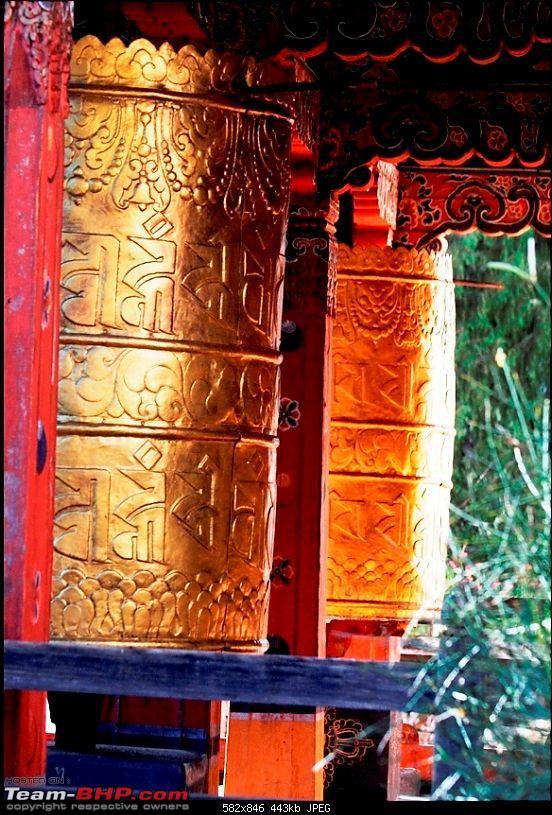An incredible journey of a lifetime to Bhutan, Kalimpong, Darjeeling and Gangtok!-2-paro-prayer-wheels-dzong.jpg