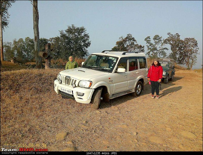 Hawk-On-Fours® (H-4®) Roadtrip: Rajaji National Park, Chilla | A short vacation & an angry elephant-chillanpmorning-12.jpg