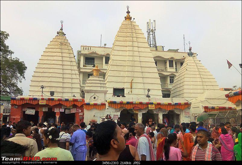 April Fool Drive to Dhoni's Land : Baidyanath Dham Jyotirlinga & Basukinath in a Figo-p_20170402_063922.jpg
