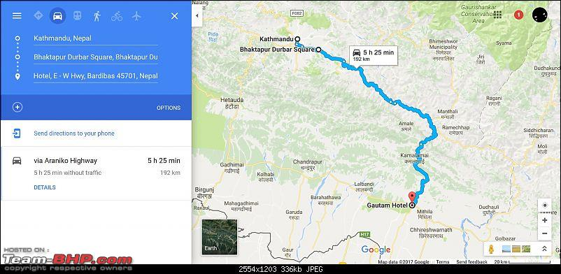 Nepal: Driving expedition through the trekking trail-route_map_day_07.jpg