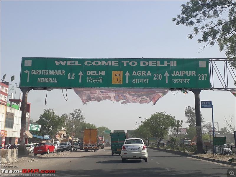 8597 Kms Drive - Exploring Himachal! Amritsar – Khajjiar – Dalhousie – Dharamshala – Manali - Chail-10_delhi-entry.jpg