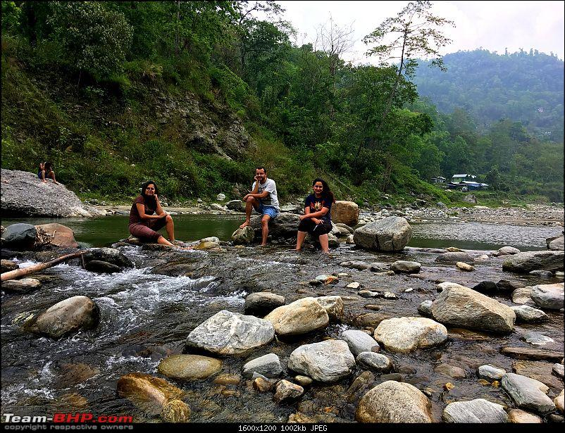 Duster AWD Twins drive to Sikkim-relaxing-reshi.jpg
