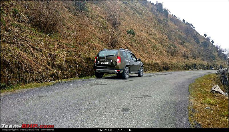 Duster AWD Twins drive to Sikkim-after-thambi-hulk.jpg