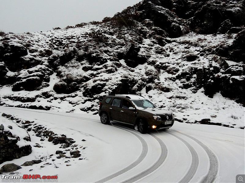Duster AWD Twins drive to Sikkim-hulk-snow-4.jpg