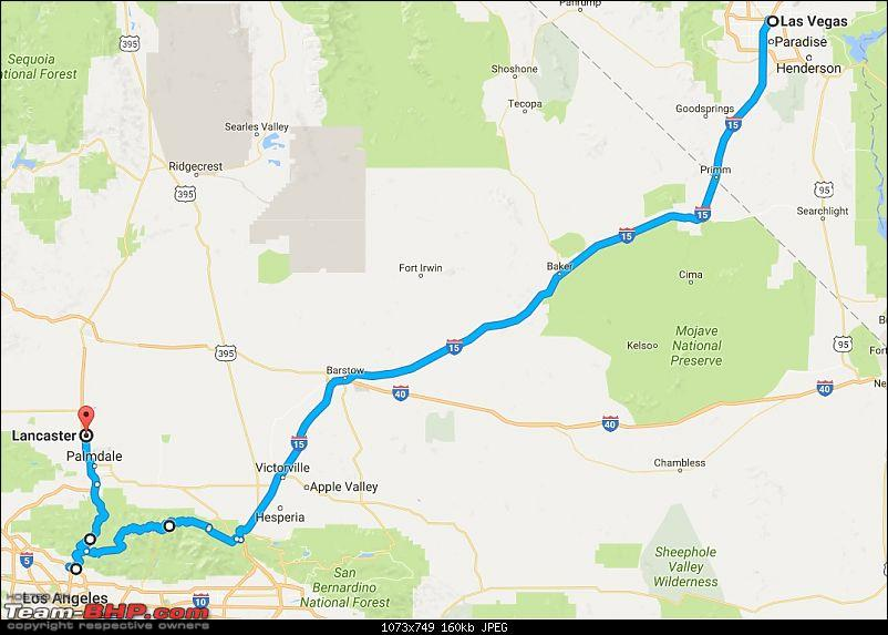 Michigan to California : Drive of a Lifetime-day-8-map.jpg