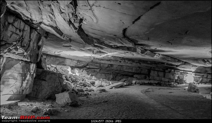 Hyderabad - Gandikota - Belum Caves in a Duster AWD-belum-caves-1.jpg