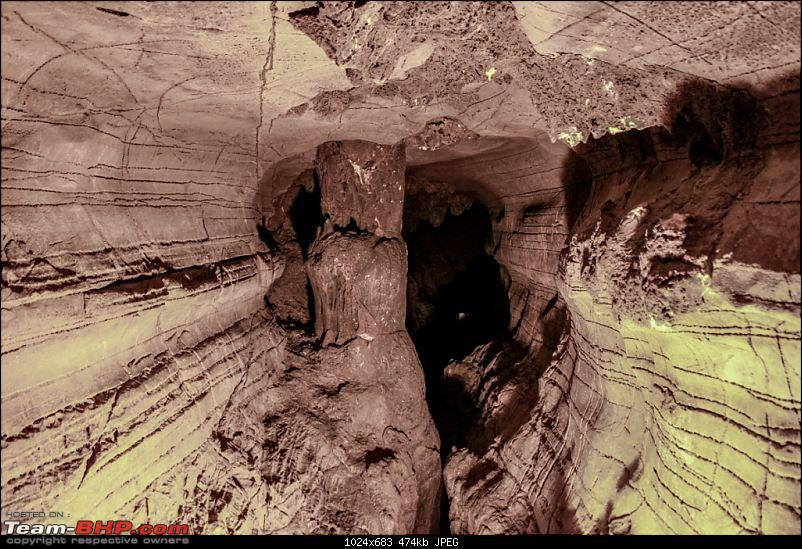 Hyderabad - Gandikota - Belum Caves in a Duster AWD-belum-caves-7.jpg
