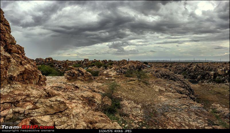 Hyderabad - Gandikota - Belum Caves in a Duster AWD-rock-garden-3.jpg