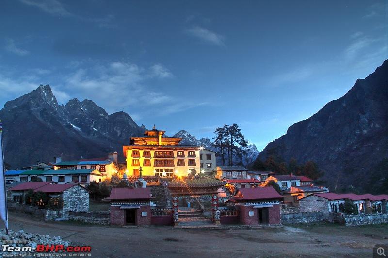 Trek to the Everest Base Camp-thyengboche-monastry.jpg