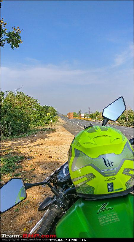 Chennai - Goa on a Kawasaki Z250-somewhere-near-hosur.jpg
