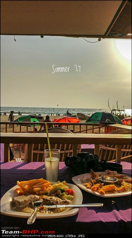 Chennai - Goa on a Kawasaki Z250-baga-beach-shack-food.jpeg