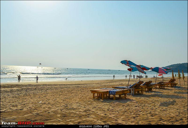 Chennai - Goa on a Kawasaki Z250-beach-shacks.jpg