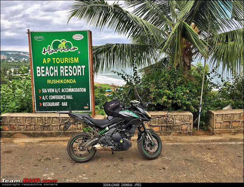 Kawasakis & Triumphs ride to Vizag & Araku Valley - Photoblog of an 1800 km ride-rushikonda_versys-copy.jpg