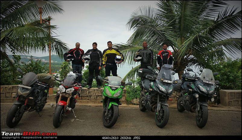 Kawasakis & Triumphs ride to Vizag & Araku Valley - Photoblog of an 1800 km ride-group-pic_rushikonda-copy.jpg