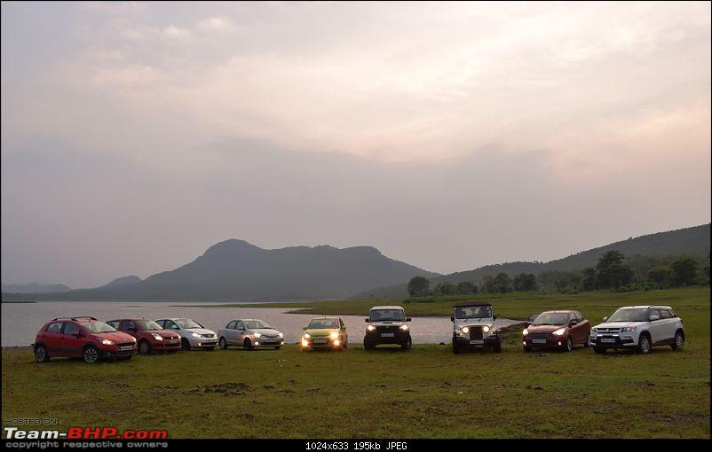 Monsoon weekend drive: Bangriposi & Simlipal with a bunch of car enthusiasts-gang-9.jpg