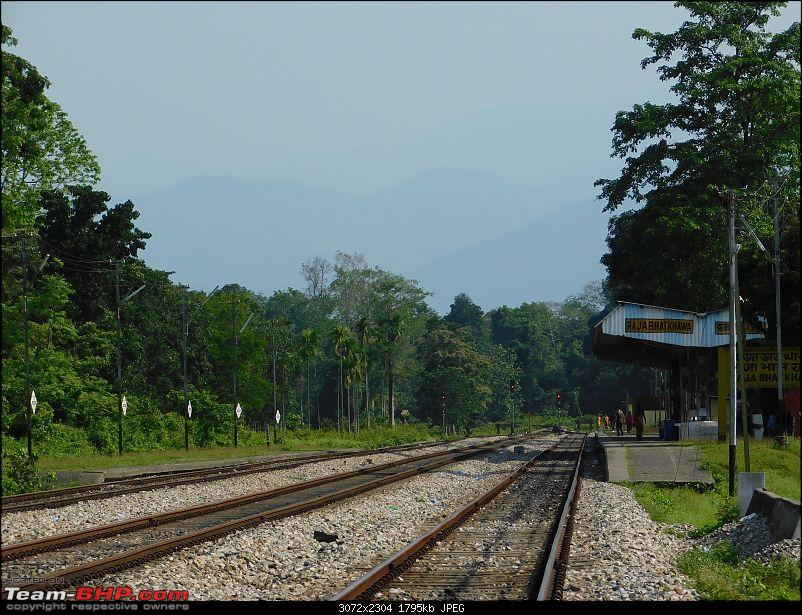 Tuskers of Chilapata : A thrilling drive to Northern Bengal & Bhutan-dscn0303rbkstation1.jpg